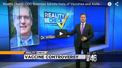 CDC Whistleblower