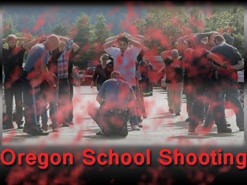 Oregon false flag