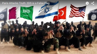 Paris false flag