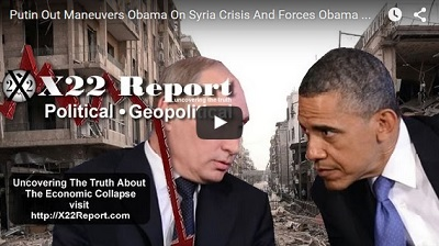Putin out-maneuvers Obama