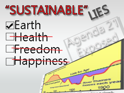 Sustainable freedom