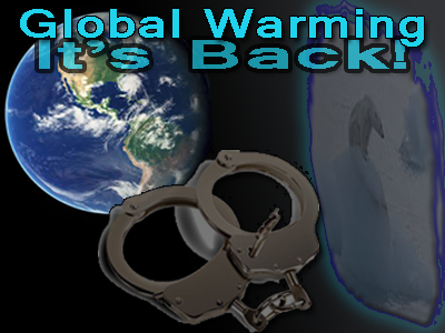 Global warming comeback